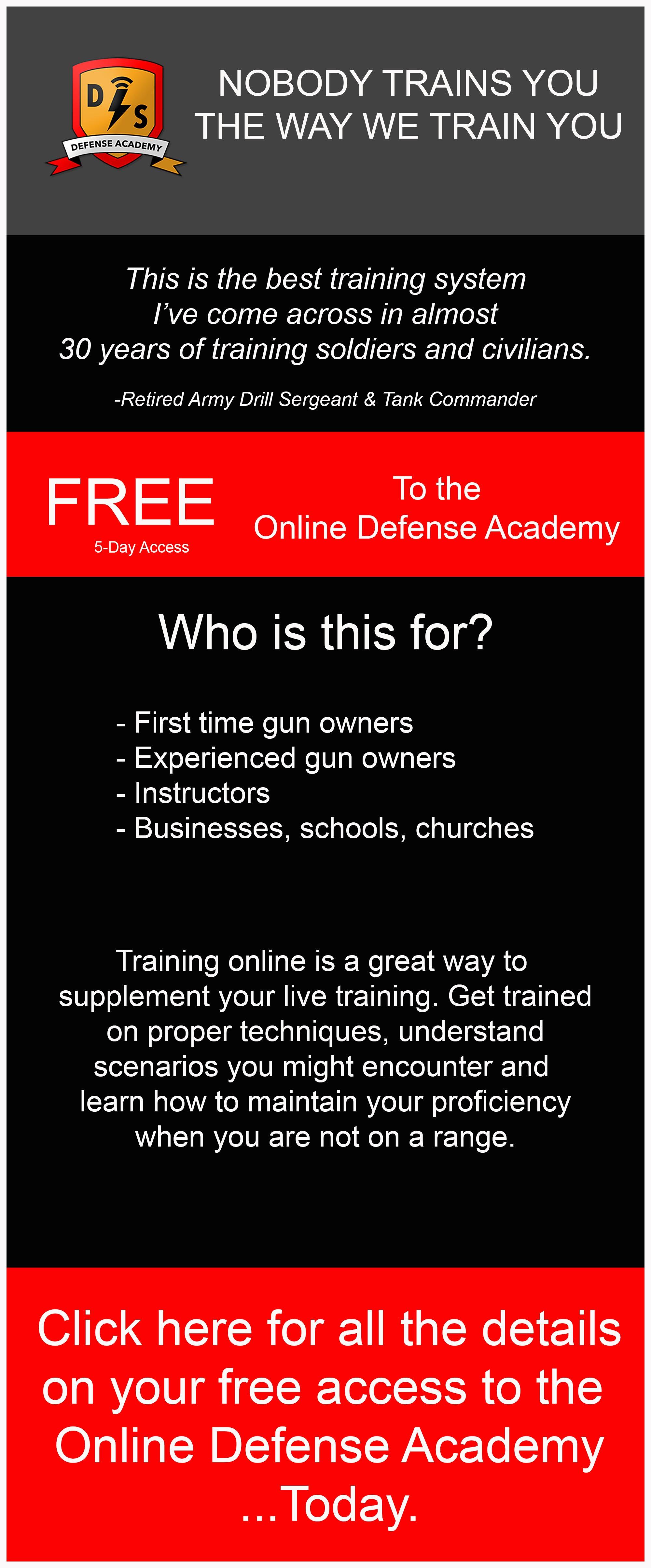 Training   The Gun Shop at MacGregor's LLC